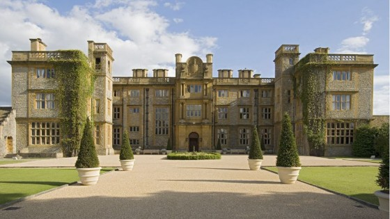 Eynsham hall