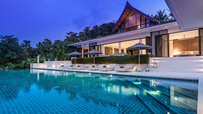 My priavte villas 2