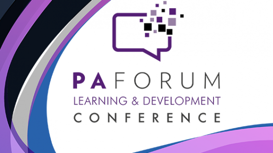 PA Forum: Learning & Development Conference