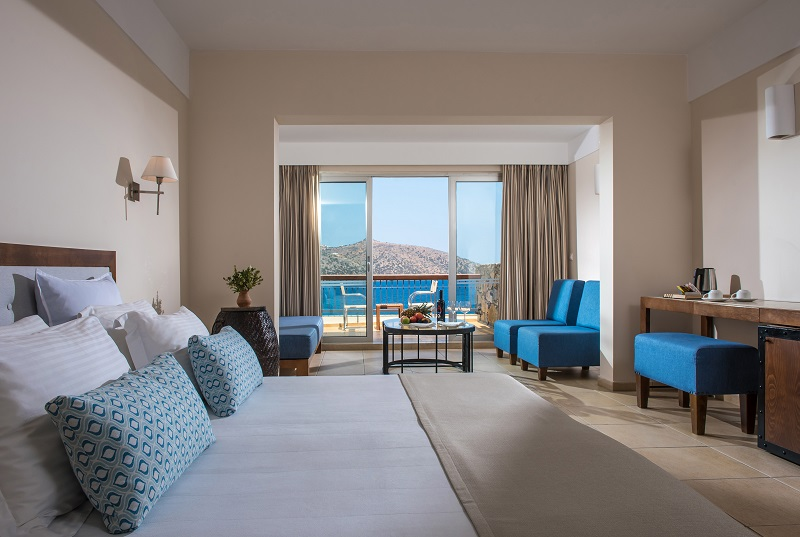 Wyndham-Grand-Mirabello Crete Greece-Room