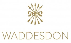 waddesdon new logo gold 2015